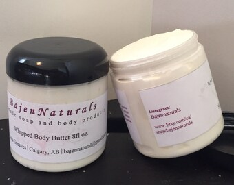Whipped Body Butter ~ mango butter ~ made in Canada
