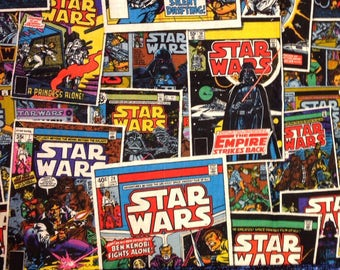 Star Wars pillowcase standard size
