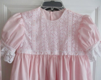 Pink and Lace Heirloom