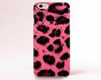 iPhone 7 Case Pink Leopard iPhone 6 Case Floral iPhone 7 Plus Case iPhone 6s Case Samsung Galaxy S7 Case iPhone 6 Plus Case iPhone 6s Case