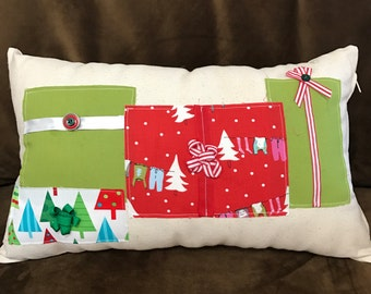 Decorative Holiday Pillow
