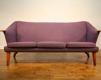 Fabulous 1950's Danish Sofa.