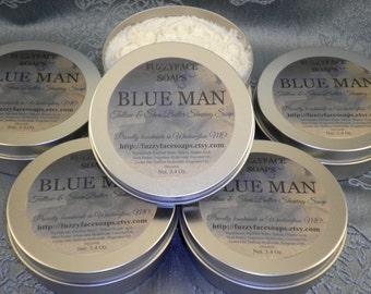 BLUE MAN Tallow & Shea Butter Shaving Soap
