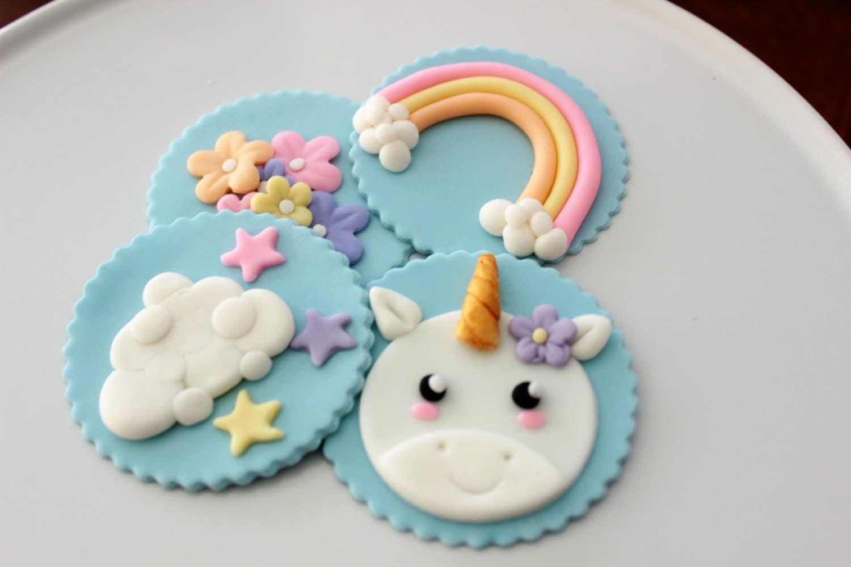 Cookie Cake Design Cake Topper