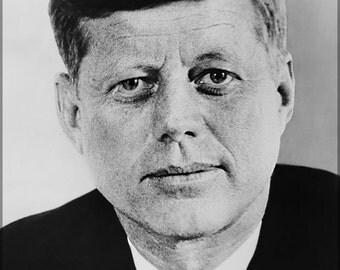 16x24 Poster; John F. Kennedy, 1961