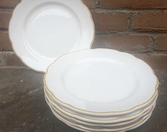 Vintage Buffalo China Plates