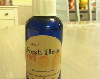 Natural Lice Away Spray 4 oz