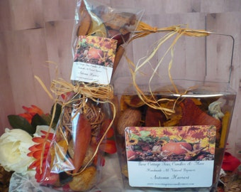 All Natural Potpourri Blended to Compliment soaps