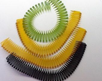 Circle Combs, Vintage
