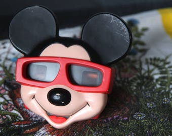 Vintage Mickey Mouse Disney View Master
