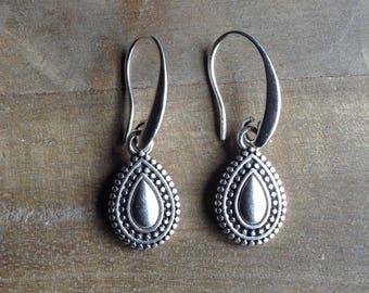 Bohemian earrings boho chic earrings dangle earrings boho chic jewelry boho chic style womens jewelry hippie earrings drop earrings
