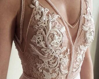 Wedding dress,  Rozali, bridal dress, bridal gowns