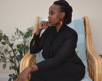 Maasai Drop Earrings