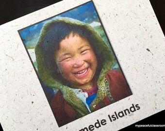 Children from Arctic Regions