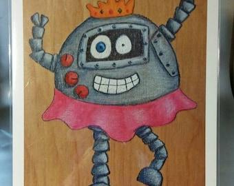Ballet Bot