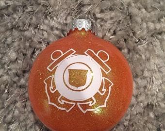 United States Coast Guard ornament, USCG ornamnet, Coastie ornament