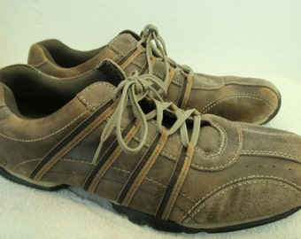 Men's Vintage 90's,Sporty Mod Rustic Oxfords By SKECHERS.12