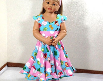 DisneyToy Story, Twirl Dress,Pageant Custom Boutique in sizes 6M- 16 girls