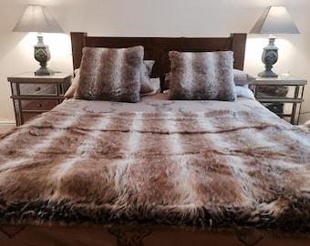 Rustic Bed Handmade Reclaim Wooden