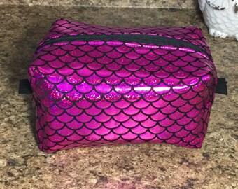 Hot Pink Mermaid Bag