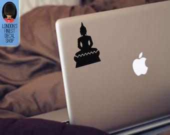 The Budha Macbook / Laptop Vinyl Decal