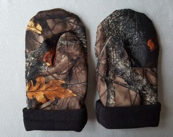 Brawl mittens for men