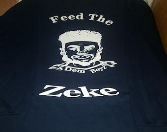 Feed The Zeke