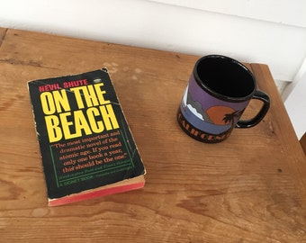 On The Beach by Nevil Shute Vintage Book