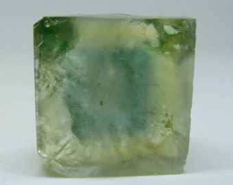 FLUORITE CRYSTALS - ENGLAND - Natural mineral specimen LC302 eb C