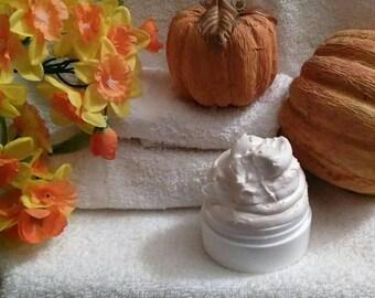 Pumpkin Body Butter~Pumpkin Spice Body Butter~Pumpkin Moisturizer~Pumpkin Body Lotion~Face Cream~Pumpkin Body Moisturizer~Pumpkin Lotion~