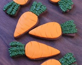 Carrot Christmas Biscuits stocking fillers secret santa