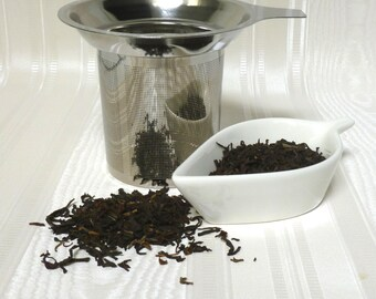 Tea Infuser - The Extra- Fine Holes Stainless Steel Tea Infuser