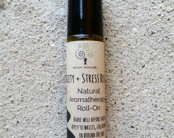 Anxiety + Panic Ultra Relief Aromatherapy Roll-On