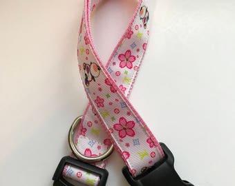 Louis Dog Collar adjustable dog collar boy or girl dog collar dog accessories collar for dogs puppy dog collar pet collar doggy dog