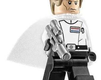 Orson Krennic Star Wars: Rogue One Custom Minifigure 100% Lego Compatible!