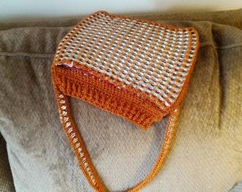 Pull tab purse   #55