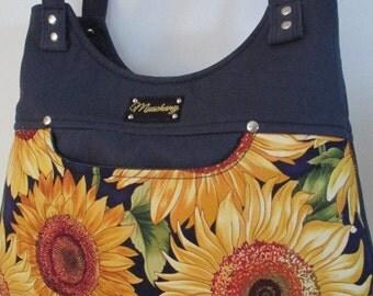 Sunflower Purse/Handbag