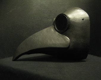 Plague Doctor mask cosplay