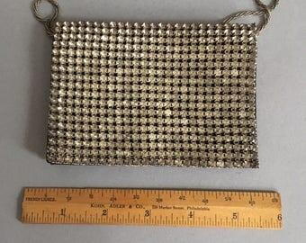 1930s rhinestone evening bag purse