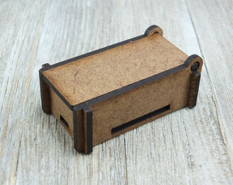 2.4 x 1.2 puzzle box, long top