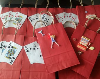 CASINO PARTY BAGS