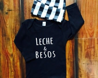 Gender Neutral Onesie ~ Baby Onesie ~ Black Newborn Onesie ~ Breastfeeding Onesie ~ Funny Baby Onesies ~ Funny Gender Neutral Baby Onesie
