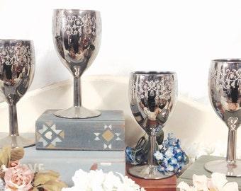 Funky Wine Glass Etsy
