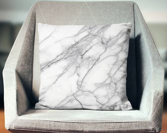 Marble Decor | Marble Pillow | Marble Gift | Marble Throw Pillow | Marble Pillow Case | Marble Cushion | Marble Pillow Cover