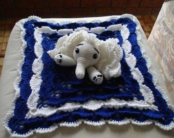 Elephant Security Blanket (Aus) Elephant Lovey (USA)