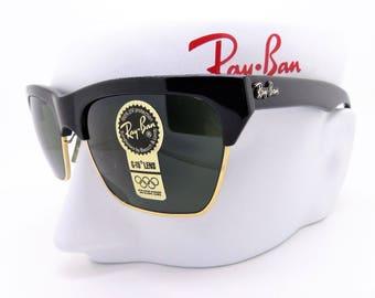 Ray Ban B&L Retrospecs Austen Max W0922 54mm Sunglasses 90s USA NOS