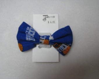 Custom Made UK Wildcats   Dog Bow Tie, Dog Collar, Pet Bow Tie, Cat Bow Tie, Rabbit Bow Tie, Pig Bow Tie