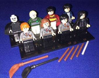 HARRY POTTER Team Set Custom Minifigures
