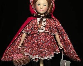 c.1983 Limited Edition RED RIDING HOOD By Suzanne Gibson (Signed & Numbered)