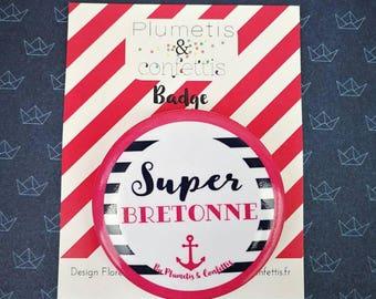 Breton Super badge